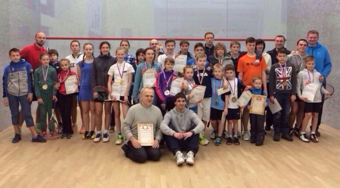 Gorky Junior Open 2015